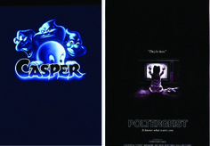 Family Fright Night     Saturday, Oct. 13th: 7PM – 9PM: Casper / 9PM – 11PM: Poltergeist