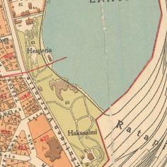Helsinki ennen Helsinki, Map, History, Maps