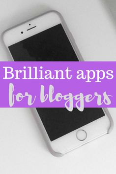 Brilliant apps for all bloggers (and freelancers!) Are you a blogger? Make sure you read this list of the best must-have apps to help with blogging, driving traffic and saving time