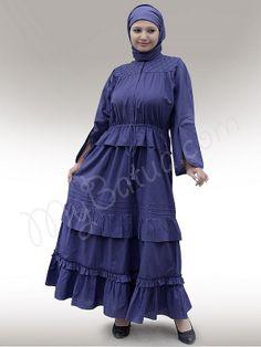 Abal Abaya !   Style No: Ay-145BL   Shopping Link  : http://www.mybatua.com/abal-abaya-372   Available Sizes XS to 7XL (size chart: http://www.mybatua.com/size-chart/#ABAYA/JILBAB)