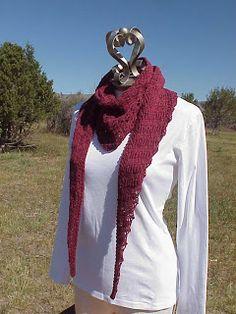 Kriskrafter: Free Knitting Pattern!  Jefferson Scarf