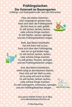 Marienkäfer Gedicht Reim Kindergarten Erzieherin Kita ...