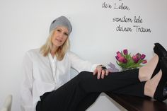 Loosefit...trifft Plissee - Fashion and co