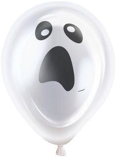 PartyBell.com - Ghost Light Up #Balloons