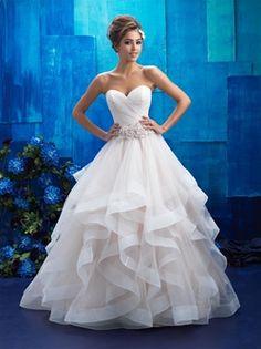 Allure Bridals Style 9408 - Vera's