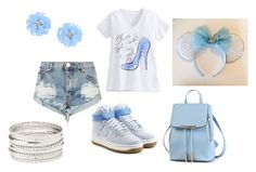 """"""".."""" by cordelia-adair ❤ liked on Polyvore featuring One Teaspoon, Charlotte Russe, Dettagli and NIKE"""