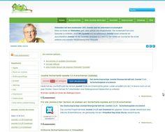 Meine Firmenblog-Seite erstellt mit Joomla 2.5 http://blog-gunterhellmann.de