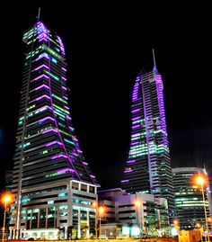 Twin Towers of Bahrain