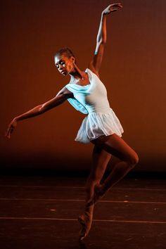 "balletwarrior: ""Ashley Murphy by Matthew Murphy, Dance Theatre of Harlem "" Dance Images, Dance Photos, Dance Pictures, Ballet Art, Ballet Dancers, Ballerinas, Ashley Murphy, Black Dancers, Black Ballerina"