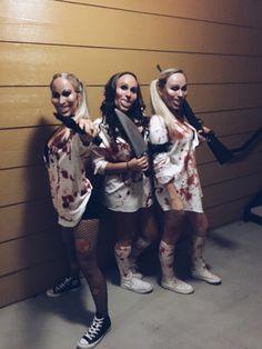 The purge Halloween costumes