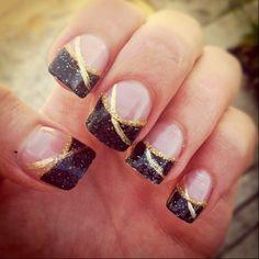 homecoming nails | Homecoming nails | Hair and beauty