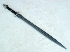 Wolf sword leaf blade