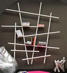 memories of Serendipity - Serendipity style. (c) Frédéric Lucano - serendipity. Archi Design, Library Design, Storage Design, Kid Spaces, Bookshelves, Bookcase, Decoration, Ideas Para, Indoor