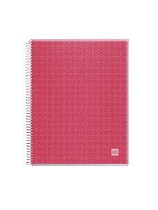 Notebook 4 Polipropileno Candy Code Raspberry diseñado por MIQUELRIUS.