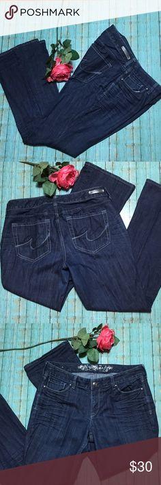 Express Jeans Express Blue Jeans Size 12 regular Inseam measures 32 waist measures 18 flat Express Jeans Boot Cut