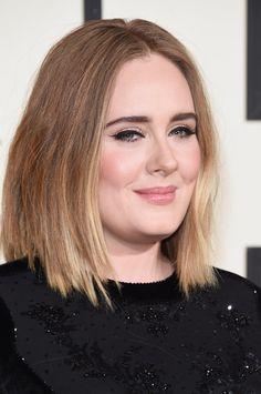 Adele - 2016 Grammy Awards   Hair Beauty Co-op