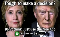 Get the app on the AppStore -  #trump #clinton #election #politics #usa #ios #app #marketing #ads #advertising #iphone #ipad #democrates #republicans
