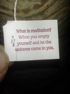 via | good vibes and positive energy
