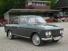 Datsun Bluebird 1967.