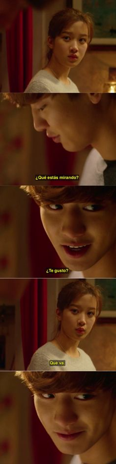 Exo next door- dramafever  Que si joder!! Dile q si!! Q te le Tires ya jodeeeer!!.. *ejem* *toce*  :v Exo, Movies, Movie Posters, Films, Film Poster, Cinema, Movie, Film, Movie Quotes