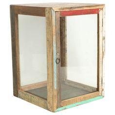 Scrapwood - Display cabinet