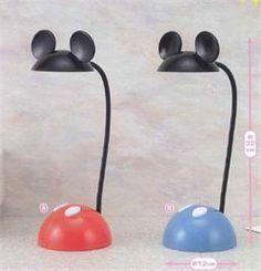 Mickey Mouse Desk Light