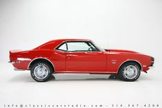 I'm not one for American heavy metal... but this is pretty sweet...1968 Camaro