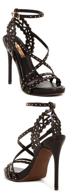 BCBG Esra Heels in Black