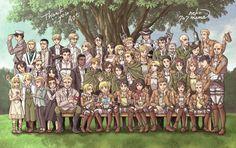 M Anime, Anime Guys, Anime Art, Attack On Titan Comic, Attack On Titan Fanart, Eren Aot, Armin, Mikasa, Animes Yandere
