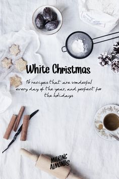 The White Christmas eBook is out now! Only $6,99 – Thank you for your support! | milkingAlmonds