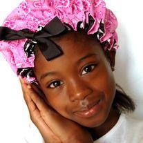 Sillky Wraps satin sleep bonnets
