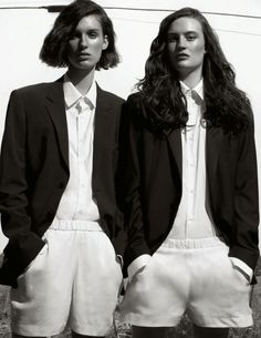 W Magazine March 2013 #fashion #blackandwhite
