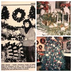 From 1981 until the late 1990s the Fall was a special time of year while we prepared for two upcoming selling seasons.  The first was apparent to all our customers the selling of fall items such as pumpkins mums bales of straw cornstalks and handmade fall wreaths and table decorations.  Meanwhile behind the scenes we were all busy creating our Christmas Wonderland. The love of Christmas was very evident at Webbs and not just by the Webb family but also the employees. Many employees would…