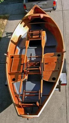 Wood Drift Boat Project - Finally Ready to Launch - Westfly Bulletin Board