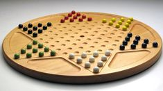 Make a Chinese Checkerboard Using a CNC Router