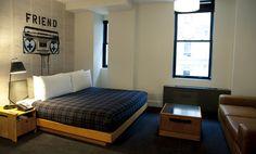Ace Hotel New York, innovative hotel concept