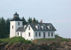 Indian Island Light, Maine, USA #scenesofnewengland #soNE #SoME #SoNElighthouse #Maine #ME #lighthouse