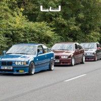 """BMW """"Tire Killer"""" na pořádných fotkách! Bmw E36, Audi"""