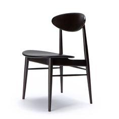 Chair 170 Dark Wenge The wood room 396