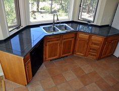Frugal Remodeling Tips From A Contractor: Choosing Granite Tiles Instead Of  A Granite Slab Is. Diy ...