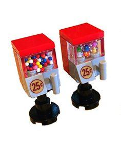 2 Lego Custom Gumball Machines Lot of 2 Vending Machines for Minifigures - Stocking Stuffer LEGO http://www.amazon.com/dp/B00NML0JGE/ref=cm_sw_r_pi_dp_f55Hub0C2ERSR