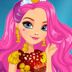 Ever After High Meeshell Mermaid Dress Up Game