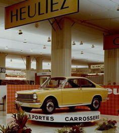 Simca / Heuliez - 1968 ✏✏✏✏✏✏✏✏✏✏✏✏✏✏✏✏ IDEE CADEAU / CUTE GIFT IDEA  ☞ http://gabyfeeriefr.tumblr.com/archive ✏✏✏✏✏✏✏✏✏✏✏✏✏✏✏✏