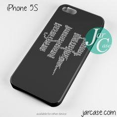 harry potter magic spell Phone case for iPhone 4/4s/5/5c/5s/6/6 plus