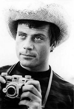 Oliver Reed in The System (aka The Girl-Getters), 1964