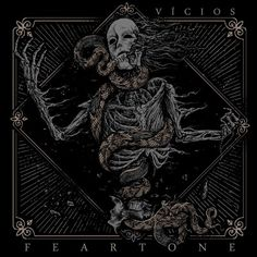 """FEARTONE: Review of 'Vícios' – New Horizons Zine – Metal Media – """"Composite by the tracks 'Anônimo' and 'Sermão', the first is distinguished by varying voices traveling through clean, torn and muffled while following the dissonant and aggressive movements."""" Read the full review: http://www.newhorizonszine.blogspot.com.br/2015/05/feartone-peso-e-brutalidade.html Contact:..."""