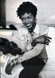 Lauryn Hill by Terry Richardson, Spin Magazine, 1997