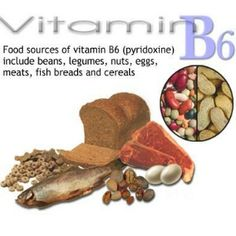 Vitamin B-6 Benefits, Sources, Dosage And Deficiency