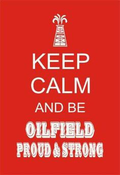Oilfield proud