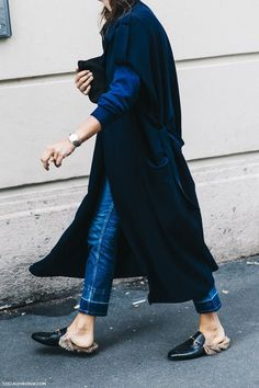 Winter coat perfection . . . Read more at http://stylebriefs.com/2016/01/01/here-we-go-now/